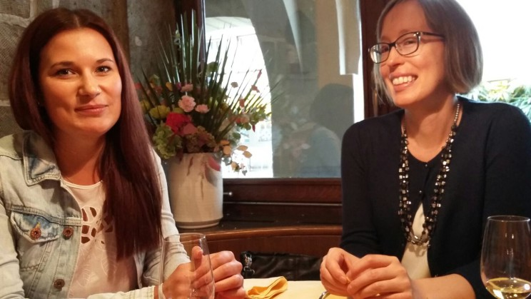 Praktikum in der Schweiz – Eindrücke von Frau Helene Knam